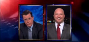 THE COLBERT REPORT: VA HOSPITAL OUTRAGE – PAUL RIECKHOFF