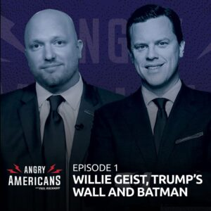 1. Willie Geist on Puerto Rico and Batman in Times Square. Trump's Wall vs the Marines,