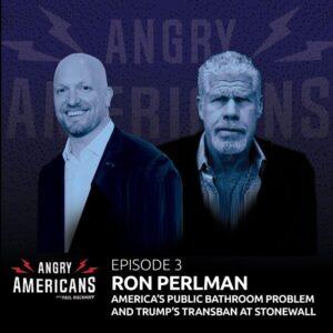 3. Ron Perlman, America's Public Bathroom Problem and Trump's Transban at Stonewall