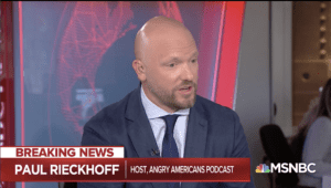 Paul Rieckhoff with Stephanie Ruhle: U.S. troops reportedly devastated over Syria pullout