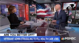 Rieckhoff on Ruhle: Are Veterans Better Off Under President Trump?