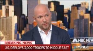 MSNBC: Tensions Escalate Between US, Iran