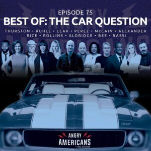 75. Rosie Perez, Henry Rollins, Stephanie Ruhle, Norman Lear, Meghan McCain, David Aldridge, Ambassador Susan Rice, Jason Alexander, Sam Bee. The Best of the Car Question.