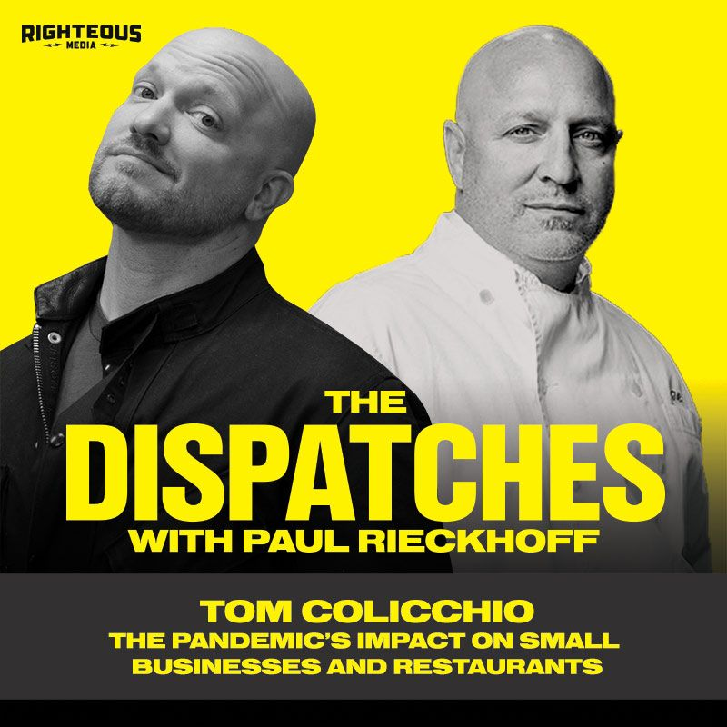 Episode 2: Chef Tom Colicchio