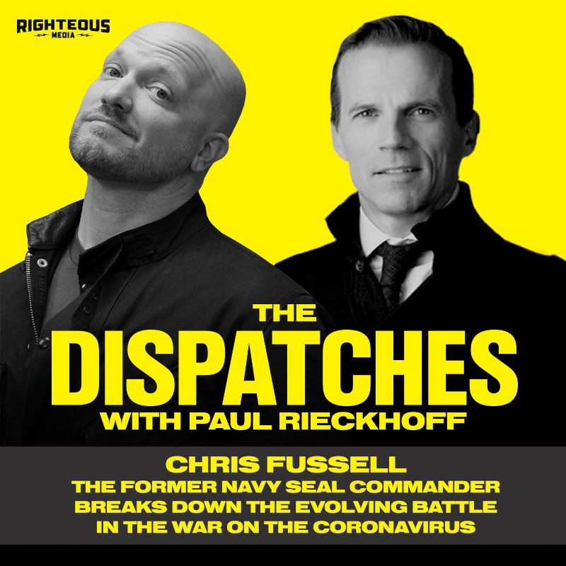 Episode 1: Navy SEAL Commander Chris Fussell