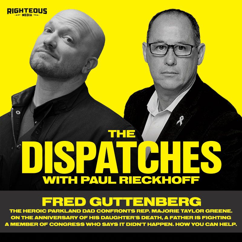 Episode 7: Fred Guttenberg