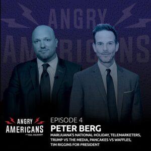 4. Peter Berg, Marijuana's National Holiday, Telemarketers, Trump vs the Media, Pancakes vs Waffles, Tim Riggins for President