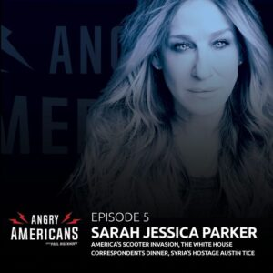 5. Sarah Jessica Parker, America's Scooter Invasion, The White House Correspondents Dinner, Syria's Hostage Austin Tice