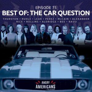 75. Rosie Perez, Henry Rollins, Stephanie Ruhle, Norman Lear, Meghan McCain, David Aldridge, Ambassador Susan Rice, Jason Alexander, Sam Bee. The Best of the Car Question.